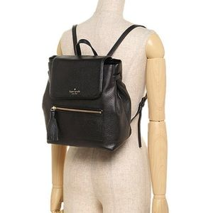 Kate Spade Chester Street Kacy Leather Backpack